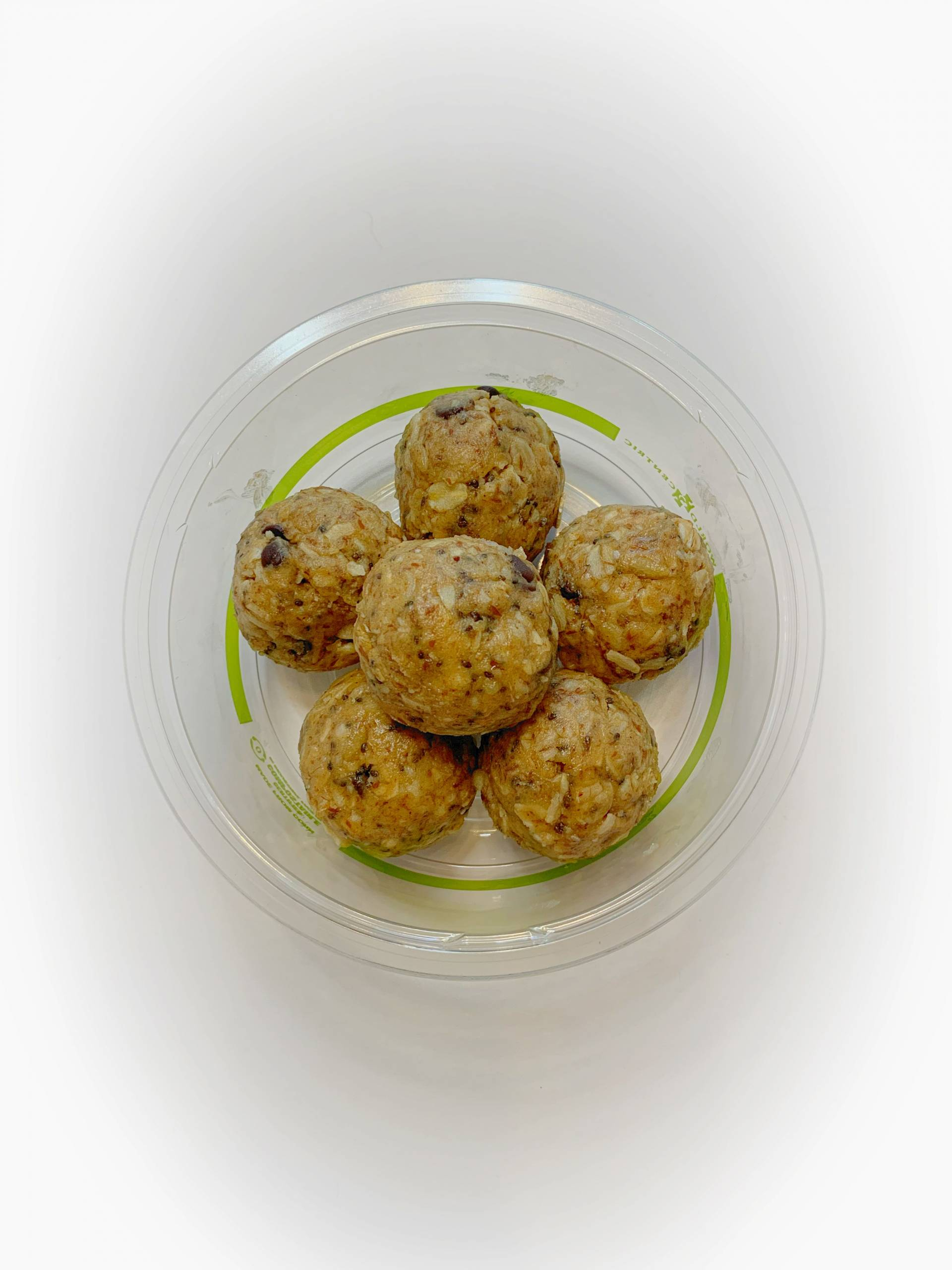 Mixed Berry Protein Balls